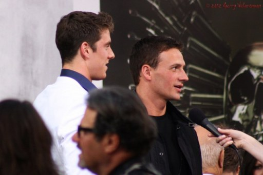 Conor Dwyer & Ryan Lochte