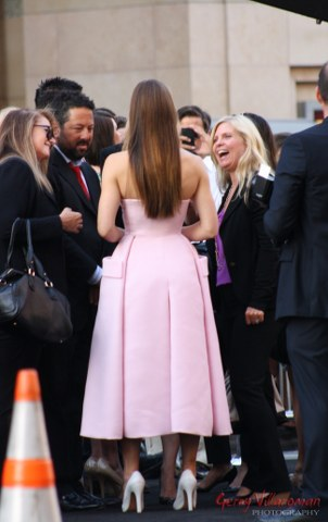 Jessica Biel's Gown