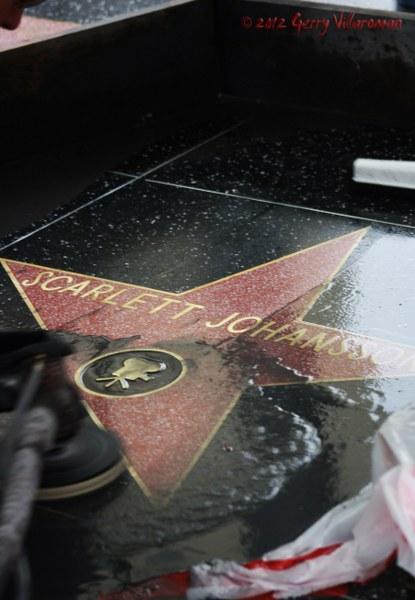 Scarlett Johansson's Star