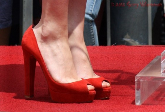 Scarlett Johansson's Shoes