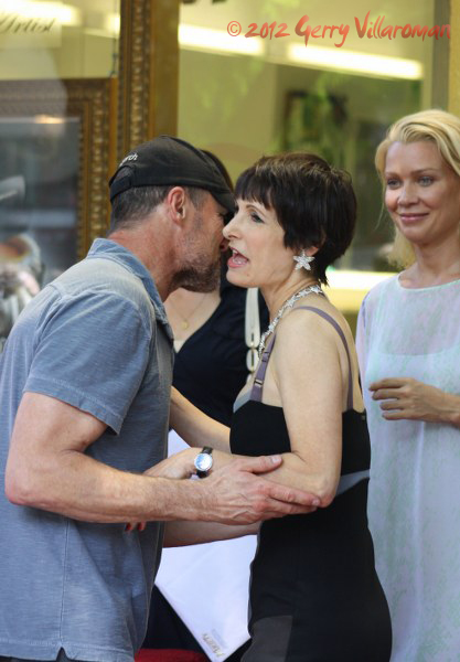 Michael Rooker, Gale Anne Hurd, Laurie Holden