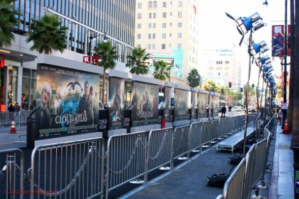 Cloud Atlas Premiere