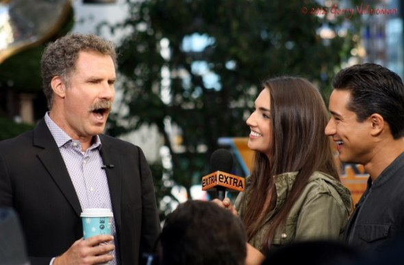 Will Ferrell interview