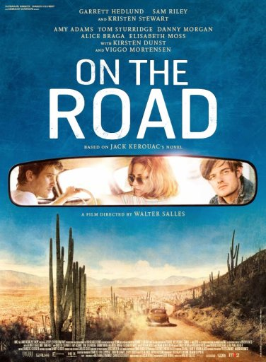 On The Road Movie Poster