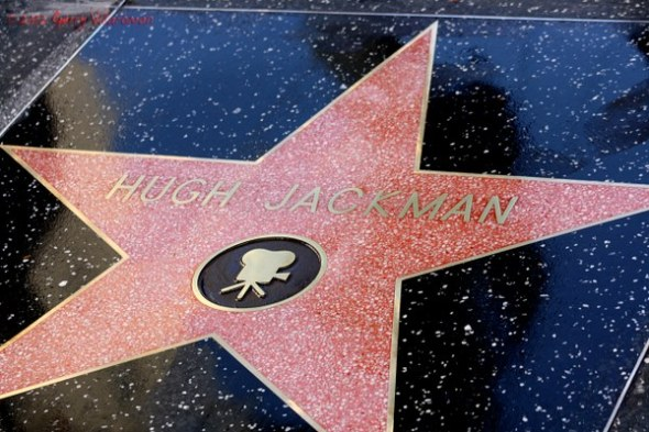 Hugh Jackman Walk of Fame Star
