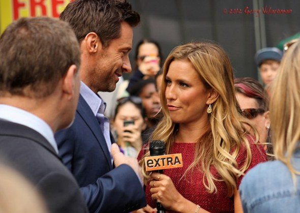 Renee Bargh Interviews Hugh Jackman
