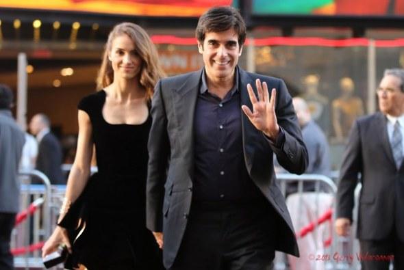 David Copperfield w/ Chloe Gosselin