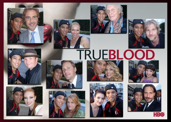 True Blood Collage