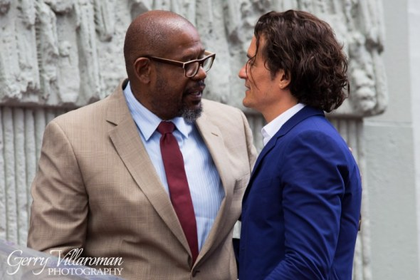 Forest Whitaker, Orlando Bloom