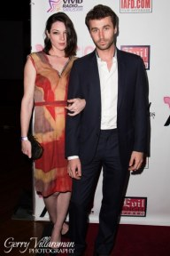Stoya, James Deen