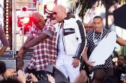 Tyrese, VIn Diesel, Ludacris