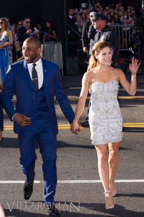 "Stephen ""Twitch"" Boss, Allison Holker"